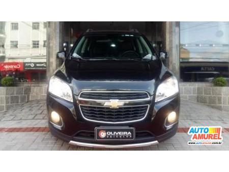 Chevrolet - Tracker LTZ 1.8 16V Flex 4x2
