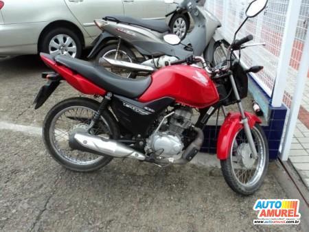 Honda - 125 (modelo anterior a CG)