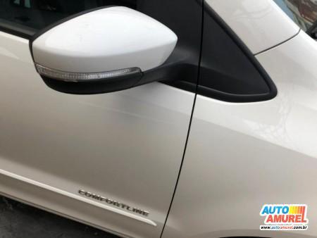 VolksWagen - Fox Comfortline 1.0 Flex 8V 5p