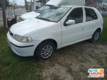 Fiat - Palio 1.0 Fire 4p
