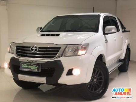 Toyota - Hilux CD Limited 4x4 3.0 TDI Diesel