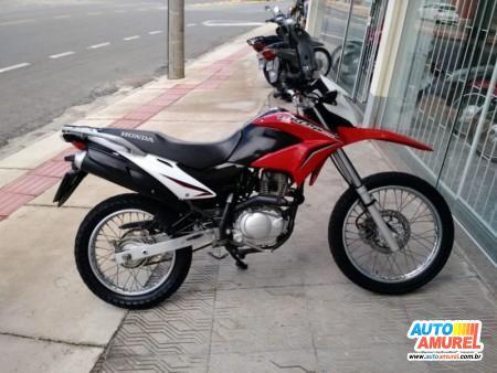 Honda - NXR150 BROS ESD