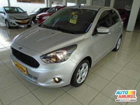 Ford - Ka SEL 1.5 16V Flex 5p
