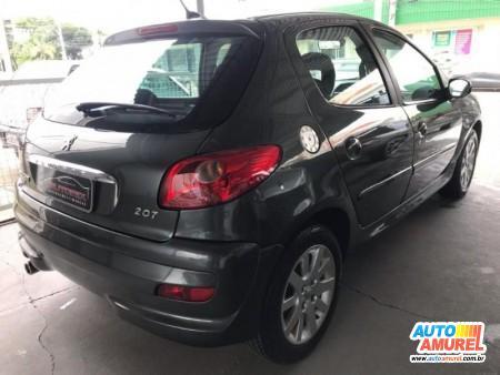 Peugeot - 207 XS 1.6 Flex 16V 5p