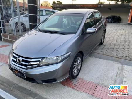 Honda - City Sedan EX 1.5 Flex 16V 4p