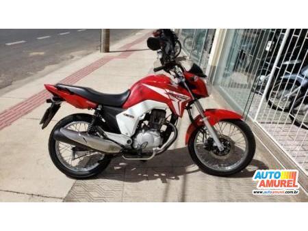 Honda - CG 150 TITAN-ESD MIX