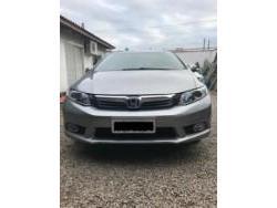 Honda - Civic Sedan LXS 1.8 16V 140cv Mec. 4p