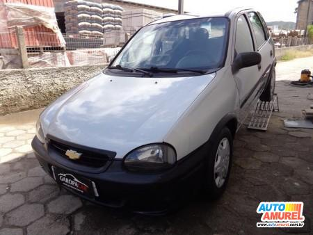 Chevrolet - Corsa Wind 1.0 EFI 4p