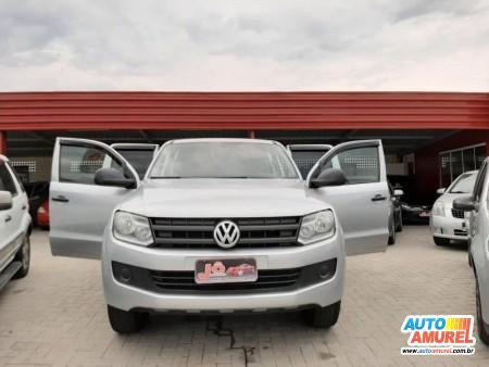 VolksWagen - Amarok S2.0 16V TDI 4x4 Diesel
