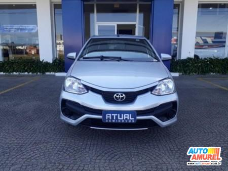 Toyota - Etios XS Sedan1.5 Flex 16V 4p