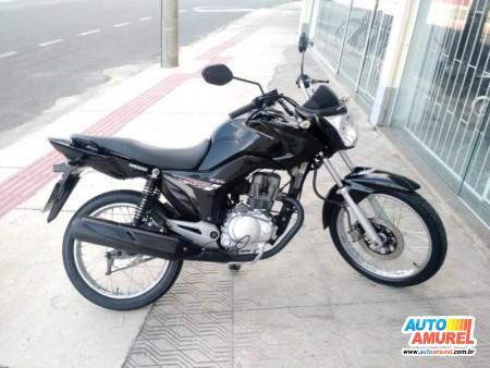 Honda - CG 150 FAN ESDi
