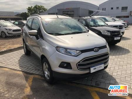 Ford - EcoSport SE 2.0 16V Flex 5p
