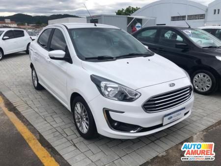 Ford - Ka+ Sedan 1.5 SEL 16V Flex 4p