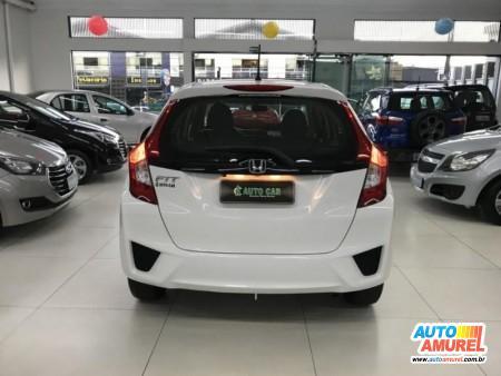 Honda - Fit EX 1.5 16V 105cv 5p Aut.