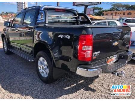 Chevrolet - S10 Pick-Up LTZ 2.5 Flex 4x4 CD
