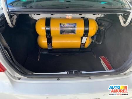 Fiat - Siena TETRAFUEL 1.4 mpi Fire Flex 8v 4p