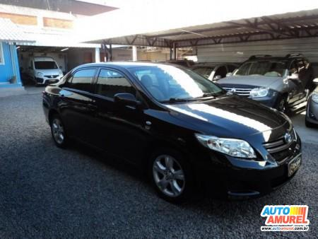 Toyota - Corolla GLi 1.8