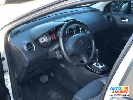 Peugeot - 408 Sedan Allure 2.0 Flex 16V 4p