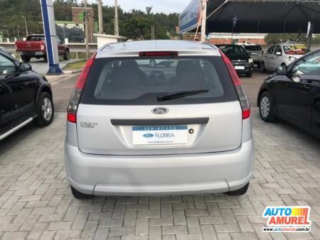 Ford - Fiesta SE 1.0 8V Flex 5p