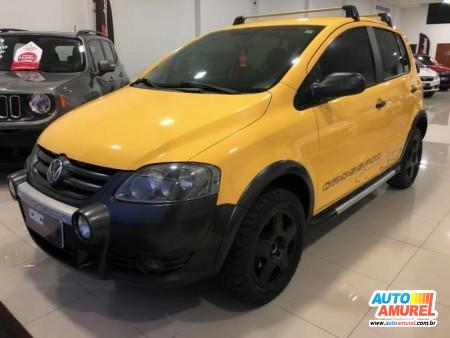 VolksWagen - Crossfox 1.6 Mi Total Flex 8V 5p