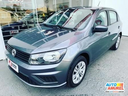 VolksWagen - Gol Trendiline 1.6 T. Flex 8V 5p