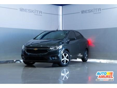 Chevrolet - Prisma Sedan LTZ 1.4 8V FlexPower 4p