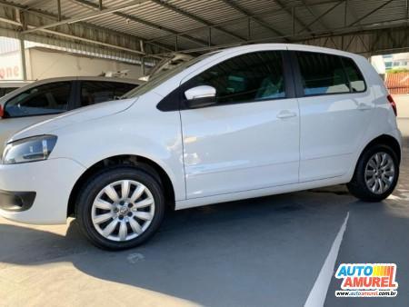 VolksWagen - Fox Trendline 1.0 Flex 8V 5p