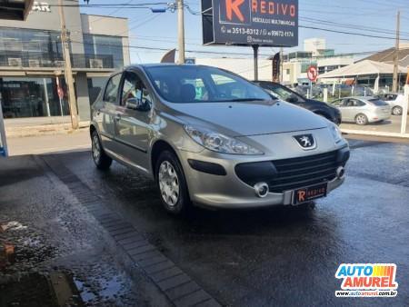 Peugeot - 307 Presence 1.6 16V 110cv  5p