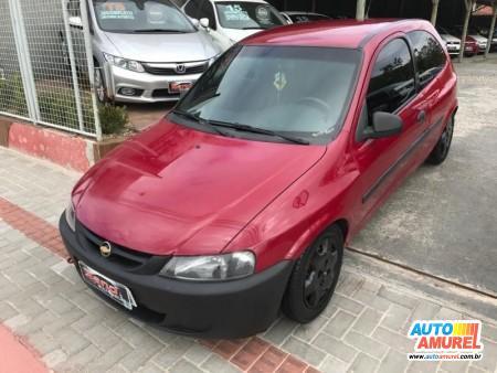 Chevrolet - Celta 1.0 MPFi VHC 8V 3p