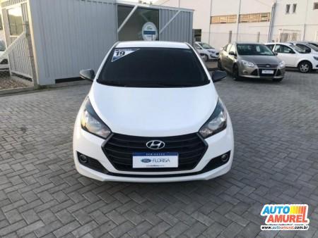 Hyundai - HB20 Copa do Mundo 1.0 Flex 12V