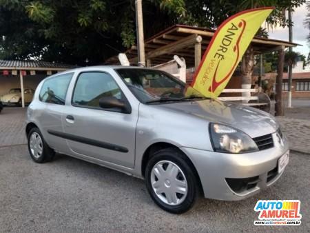 Renault - Clio Campus Hi-Flex 1.0 16V 3p