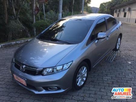 Honda - Civic Sedan LXR 2.0 Flexone 16V