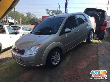 Ford - Fiesta 1.6 8V Flex 5p