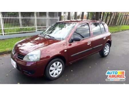 Renault - Clio Expression Hi-Flex 1.0 16V 5p