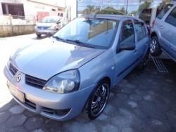 Renault - Clio Authentique Hi-Flex 1.0 16V 5p