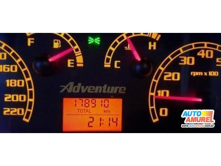 Fiat - Palio Weekend Adventure Tryon 1.8 mpi Flex