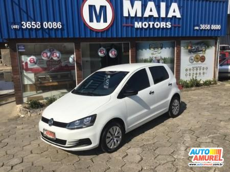 VolksWagen - Fox 1.0 Mi Total Flex 8V 5p