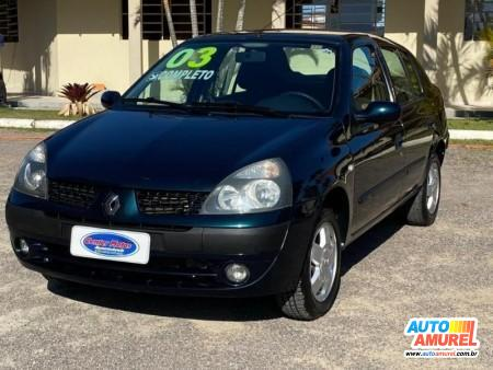 Renault - Clio Sedan Privilège Hi-Flex 1.0 16V 4p