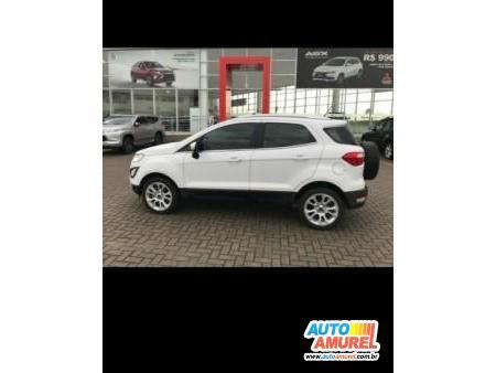 Ford - EcoSport Titanium 2.0 16V Flex 5p
