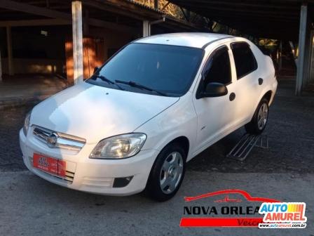 Chevrolet - Prisma Sedan Advantage 1.0 8V FlexPower 4p