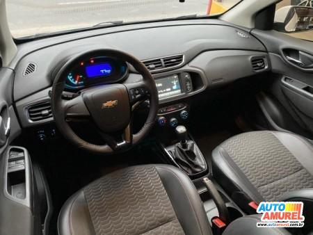 Chevrolet - Onix Hatch LTZ 1.4 8V FlexPower 5p
