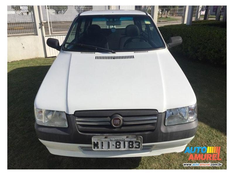 Fiat - Uno Mille 1.0 Fire Economy 2p