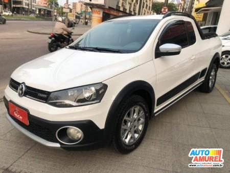 VolksWagen - Saveiro Cross 1.6 Mi Total Flex 8V CE