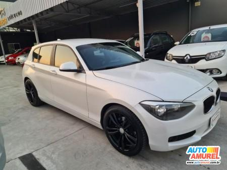 BMW - 116iA 1.6 TB 16V 136cv 5p