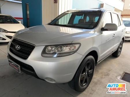 Hyundai - Santa Fe GLS 2.7 V6 179cv 4x4TipTronic