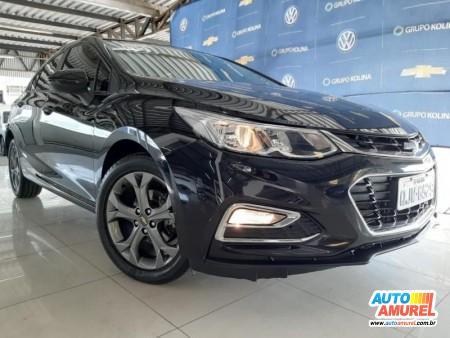 Chevrolet - Cruze Sport LT 1.4 16V TB Flex 5p