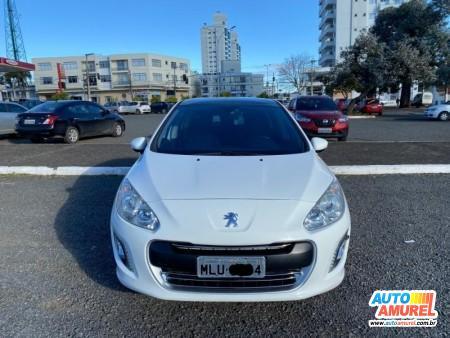 Peugeot - 308 Active 1.6 Flex 16V 5p