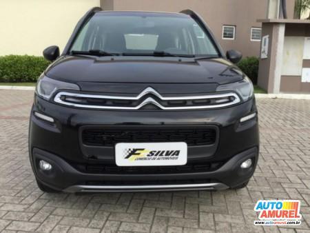 Citroën - Aircross Feel 1.6 Flex 16V 5p