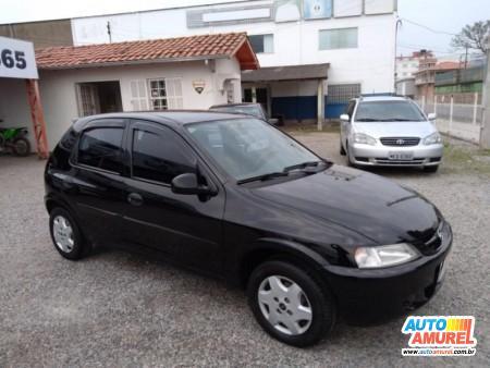 Chevrolet - Celta 1.0 MPFI VHC 8v 5p