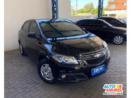Chevrolet - Onix Hatch LS 1.0 8V FlexPower 5p